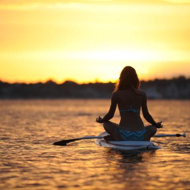 SUP Meditation